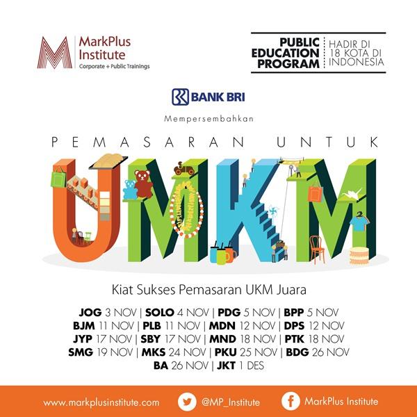 Markplus UMKM