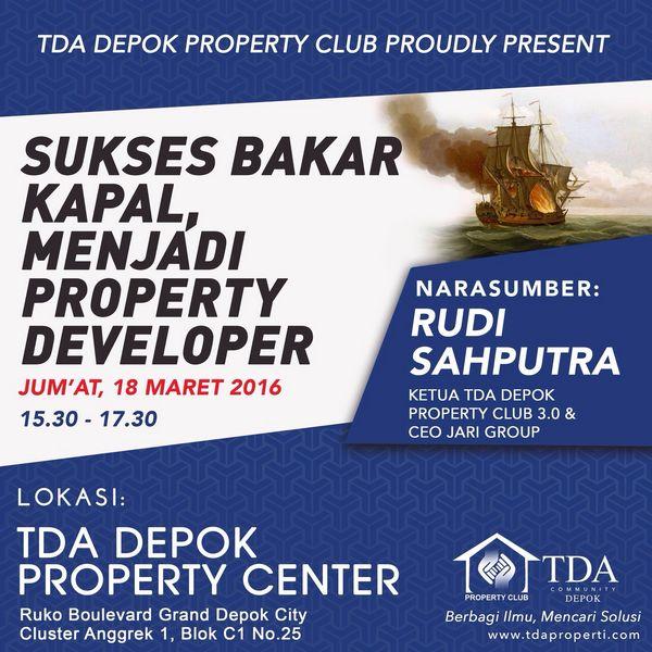 tda depok property
