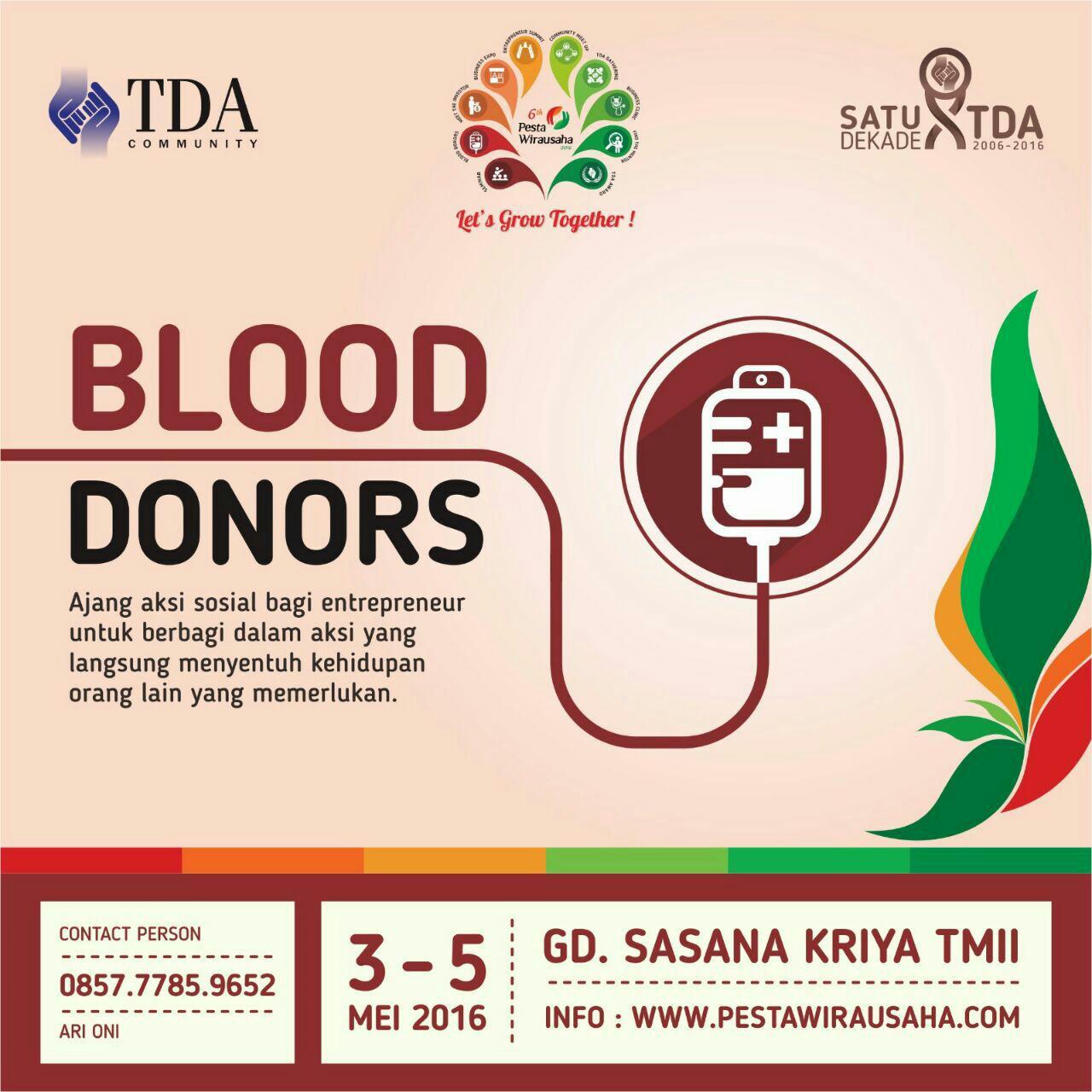 donor-darah-pesta-wirausaha-tda-2016