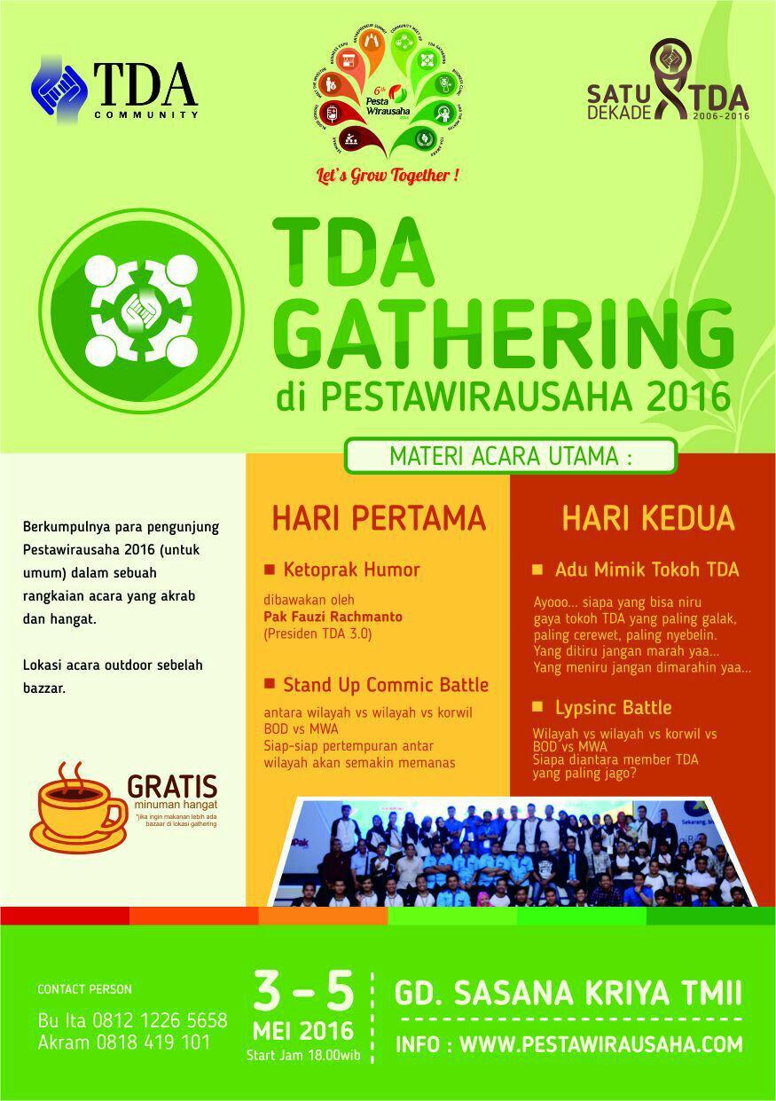 tda-gathering-pesta-wirausaha-2016