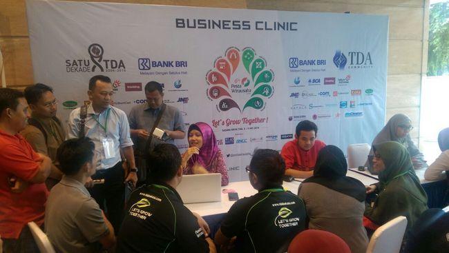 Liputan Business Clinic