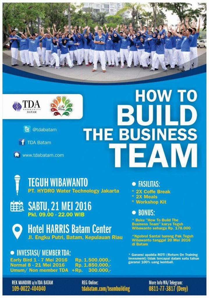 workshop pak teguh