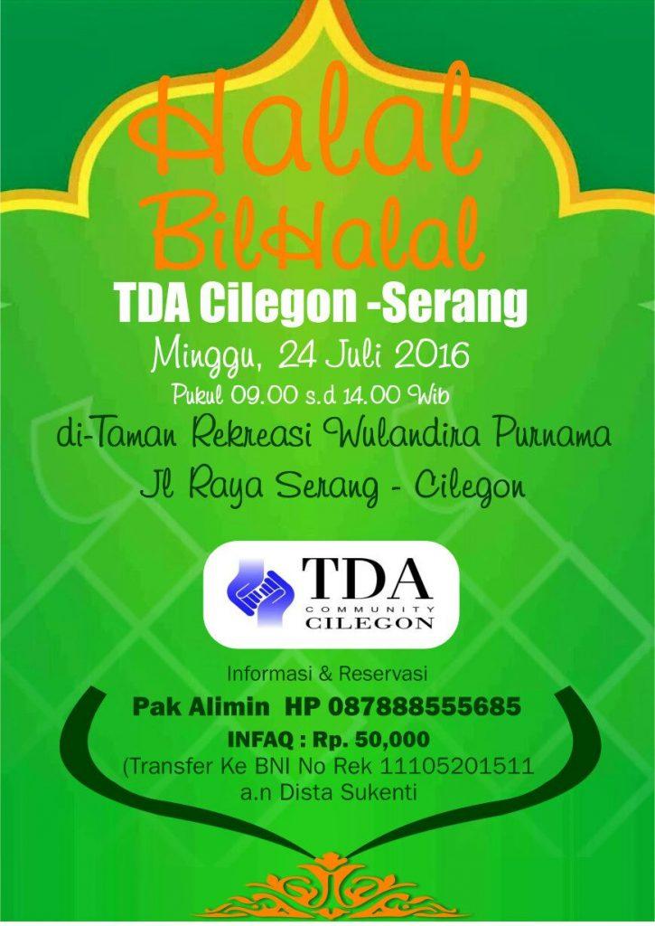 Halbil TDA Cilegon-Serang