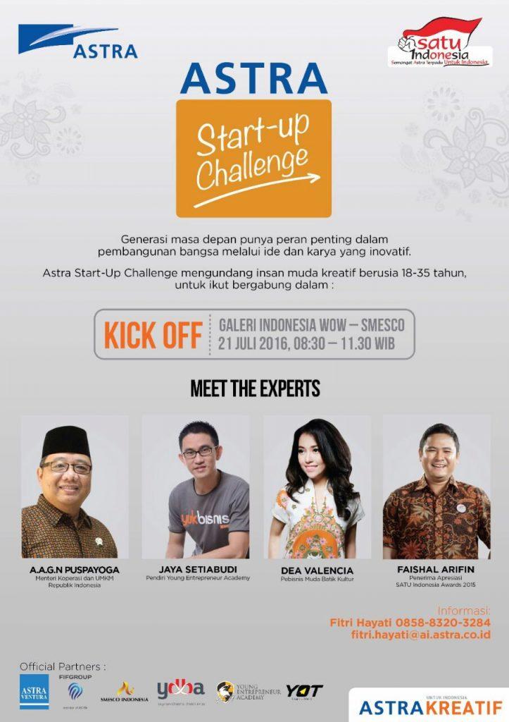 astra startup challenge