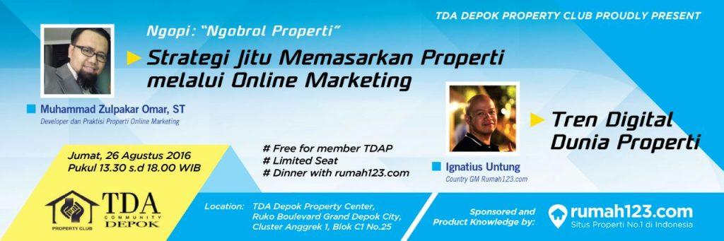 Online Marketing Properti