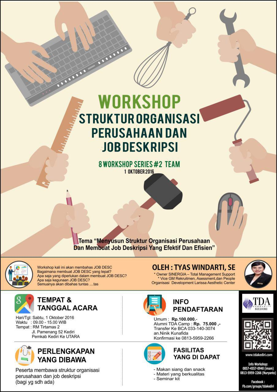 workshop-TDA-Kediri