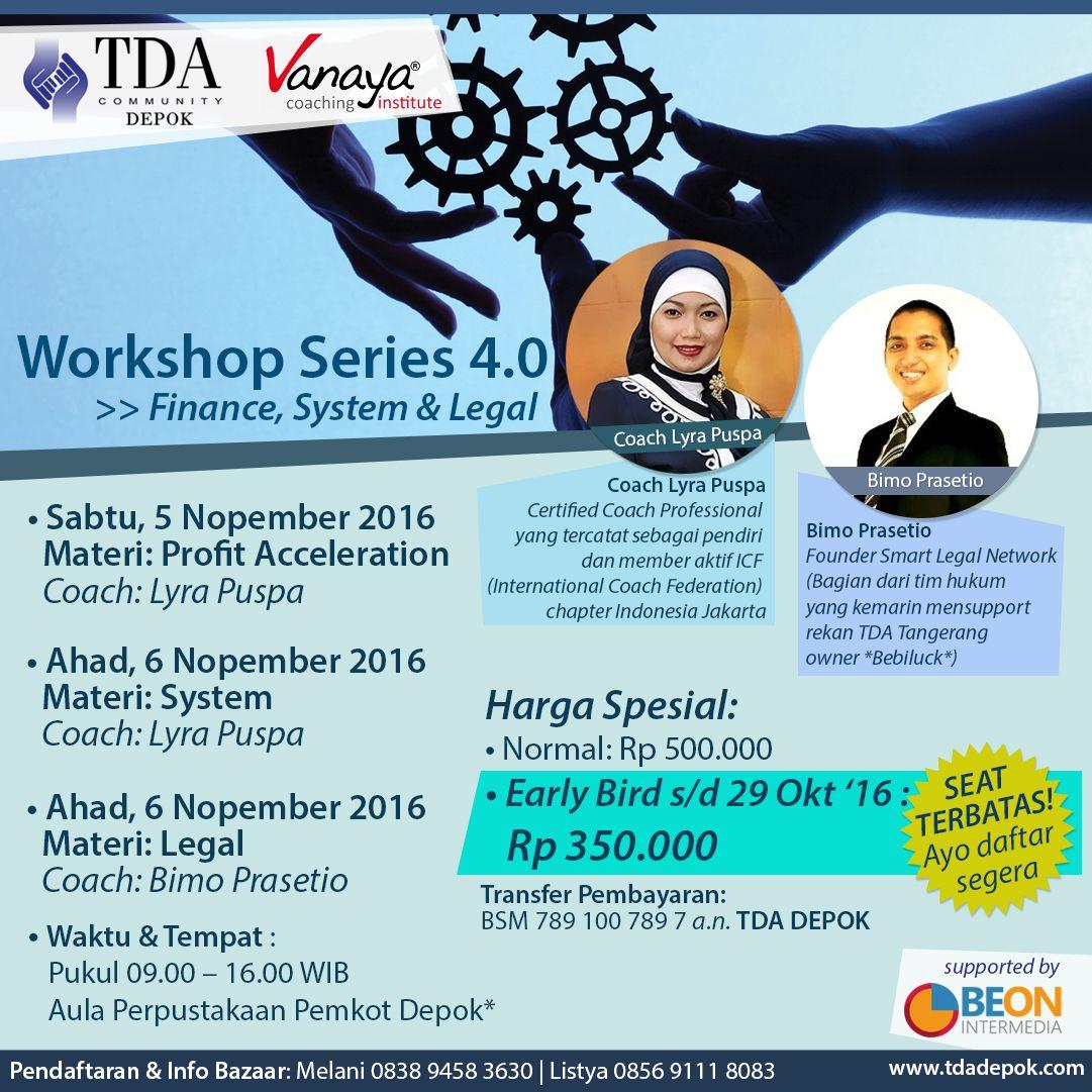 Workshope-series-4-TDA-Depok