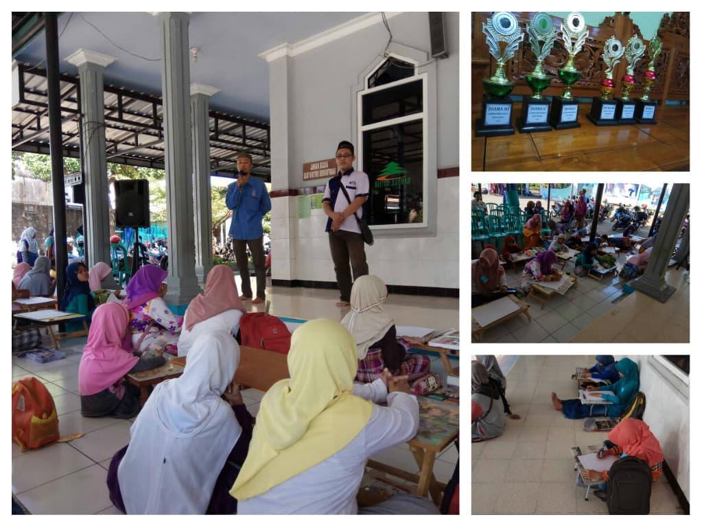 Bahagia Dengan Berbagi Di Festival Ramadhan Bersama TDA Kediri