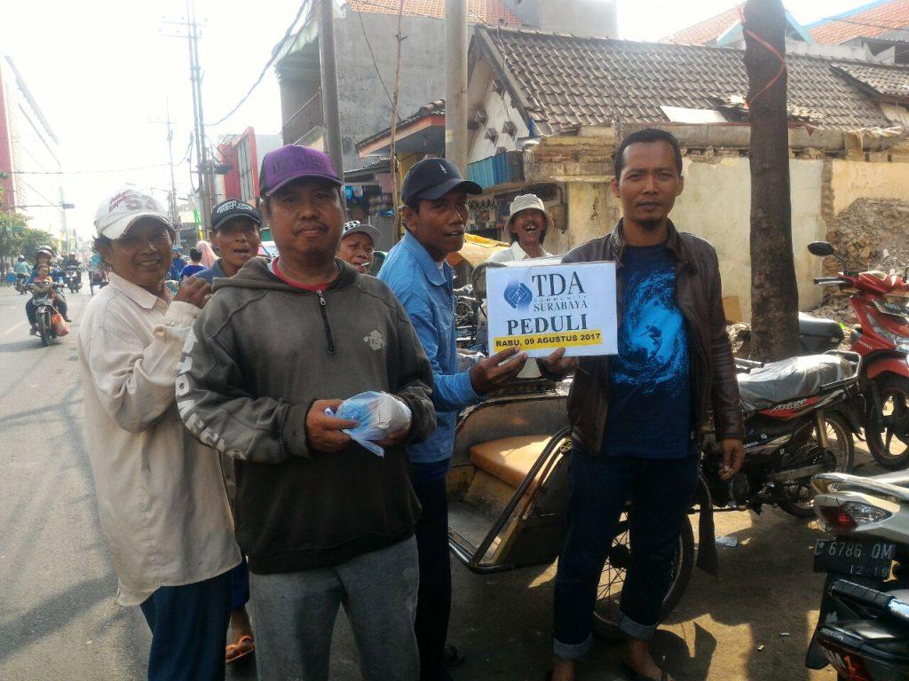 TDA Peduli Bersama TDA Surabaya