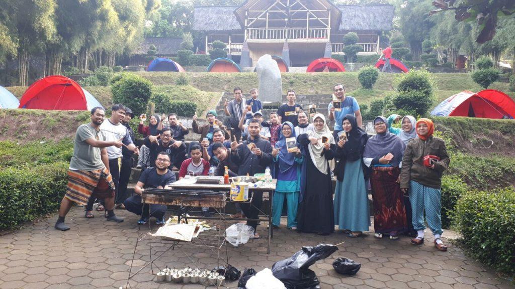 Happily Inspired Wisata Bisnis TDA Depok 2018
