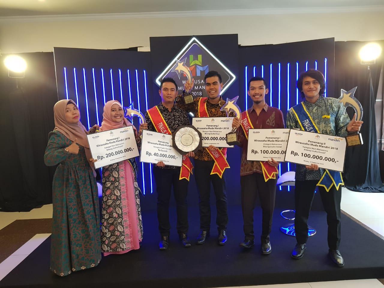 Komunitas TDA Juara WMM 2018